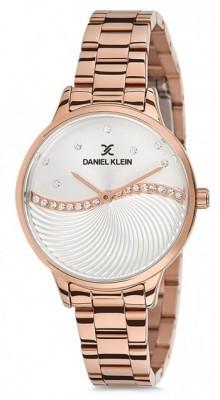 Daniel Klein Premium női karóra, DK11632-4, Divatos, Kvarc, Nemesacél