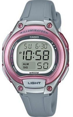 Casio Classic gyermek karóra, LW-203-8AVEF, Sportos, Digitális, Műanyag