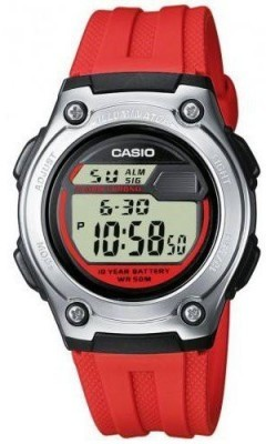 Casio Standard gyermek karóra, W-211-4AVES, Sportos, Digitális, Műanyag