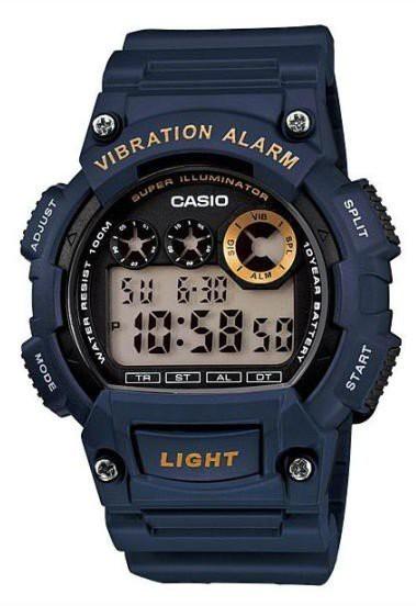 Casio Collection férfi karóra W-735H-2AVEF - Óra Világ ecadb06c33