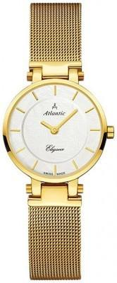 Atlantic Elegance női karóra, 29035.45.21, Elegáns, Kvarc, Acél