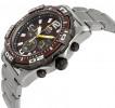 Orient Sporty Chronograph férfi karóra, FTW05002T0, Sportos, Kvarc, Nemesacél
