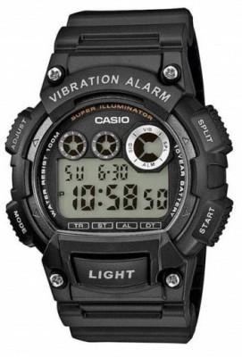 Casio Collection férfi karóra, W-735H-1AVEF, Sportos, Digitális, Műanyag
