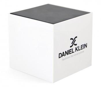Daniel Klein Premium férfi karóra, DK11712-3, Elegáns, Kvarc, Bőr