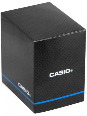 Casio Retro férfi karóra, AQ-230A-7BMQYE, Klasszikus, Ana-digi, Nemesacél